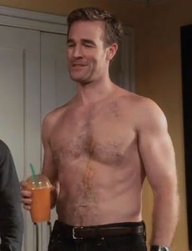 Have kept James vander beek naked party
