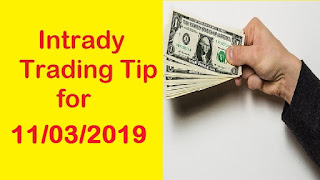 Investing Guide | Indian Stock Market Intraday Trading Tips for Monday - 11/03/2019