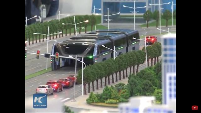 Mengapa Indonesia Tak Membuat Bus Canggih Ini, Sebagai BusSolusi Kemacetan?