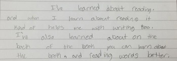 Ms. Fultz's Corner: Reading Workshop Letters: Why I Do