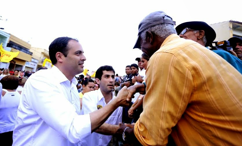 """Paulo: """"Vamos recuperar a bacia leiteira do Vale do Ipanema"""""""
