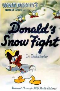 Watch Donald's Snow Fight Online Free in HD