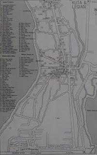 Nusa Dua Maps