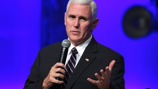 Mike Pence, discurs profetic la Liberty University Virginia, cea mai mare universitate baptistă...