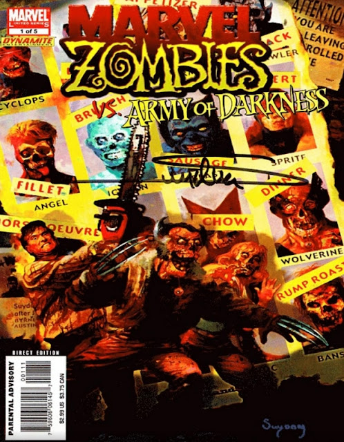 Marvel Zombies vs Army of Darkness 1