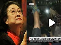 Ahoker Aksi Anarkis, Megawati Malah Terharu Melihatnya, Ini Sindiran Netizen