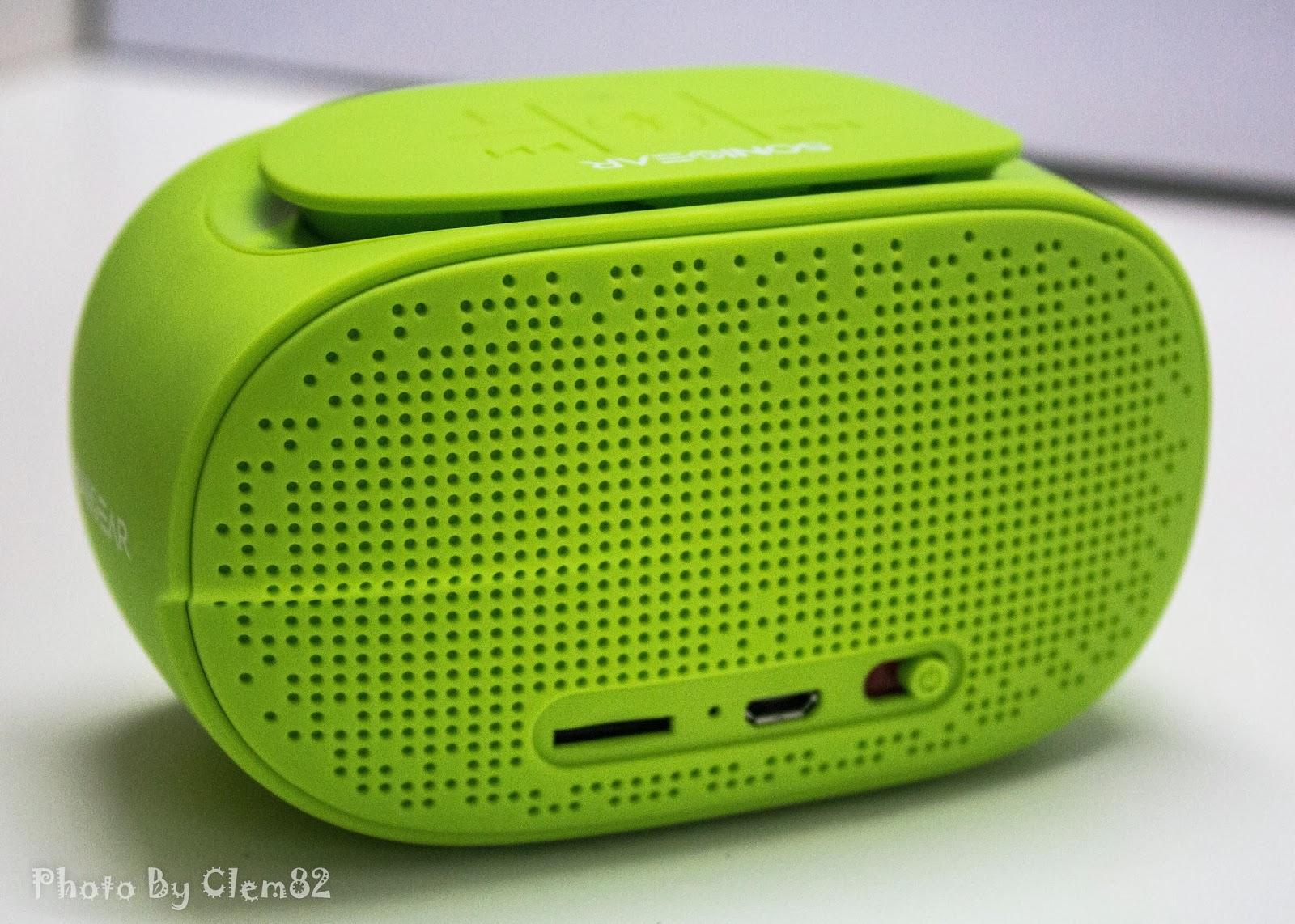 Opening Pandora's Box: SonicGear Pandora Wireless Bluetooth Media Player Series 7
