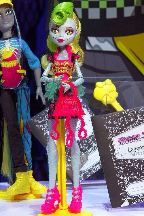 Monster High: Freaky Fusions