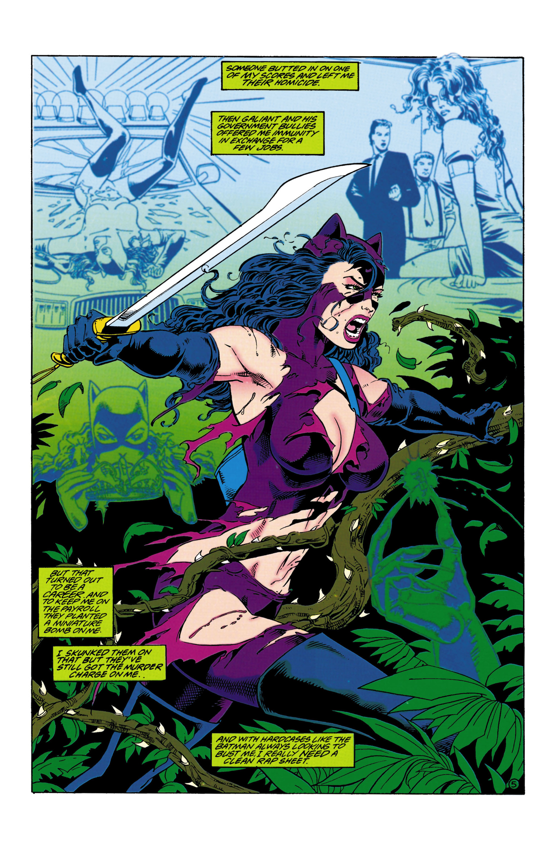 Catwoman (1993) Issue #19 #24 - English 5