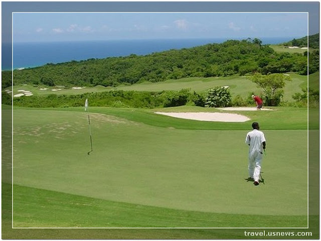 White Witch Golf Course - Montego Bay - Top 7 Best Places to Travel in Jamaica at Least Once in Your Life Time