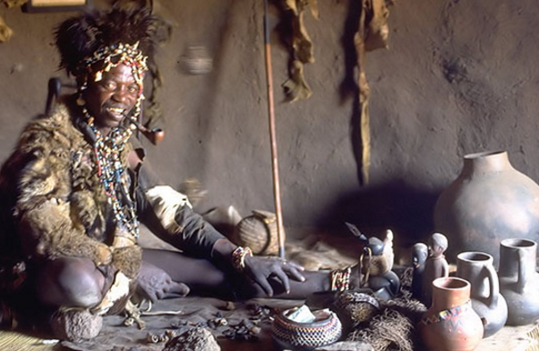 Boko Haram Witch Doctor