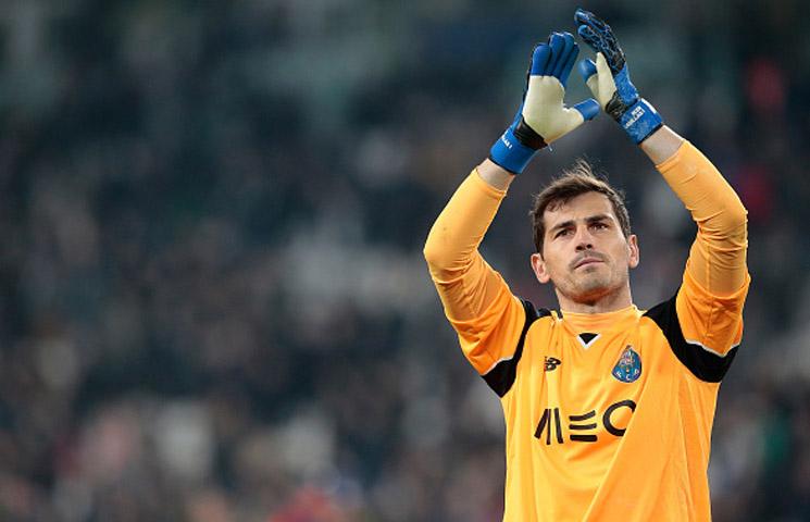 "Casillas: ""Dva crvena i penal su limitirali naše šanse"""