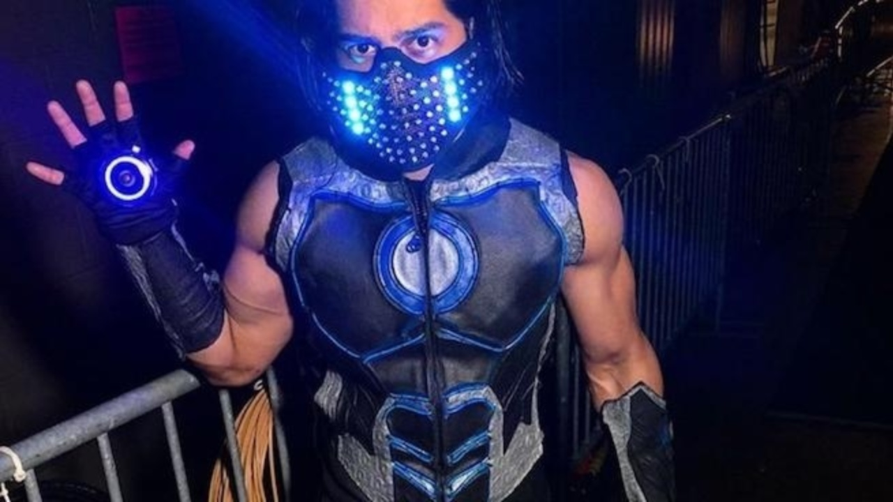 Mustafa Ali A  Pakistani-American Wrestler is Going Feature in WWE 2K19