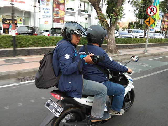 tes ride NEX II