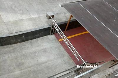 Jasa pembuatan Palang Portal Stainless di Jabodetabek dan sekitarnya