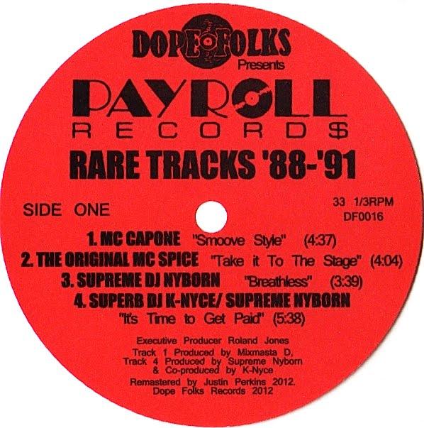 The Bizzie Boyz - Rare and Unreleased '87-'89