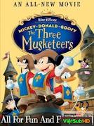 Mickey, Donald, Goofy: Ba chàng ngự lâm
