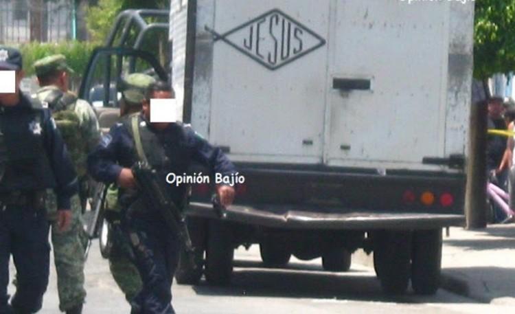 """""""Levantan"""" a jefe de la Policía Ministerial y luego lo abandona golpeado en Irapuato, Guanajuato"""