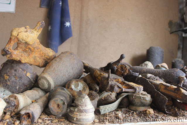 Iron Harvest Excavation of First World War Bombes Ypres Salient
