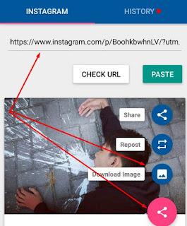 Cara Menyimpan Foto/Video Di Instagram Tanpa Aplikasi