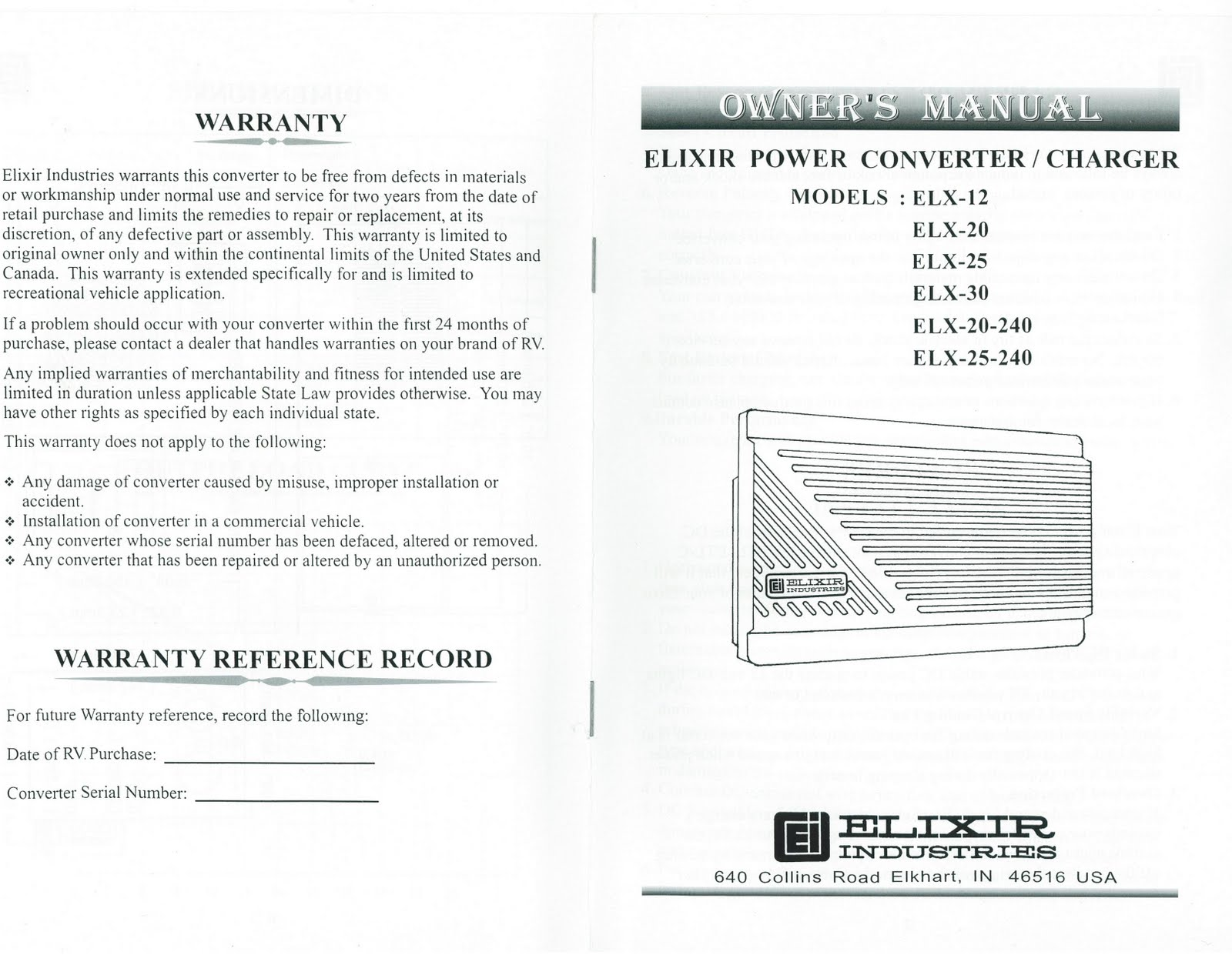 small resolution of class a customs elixir power converter charger by heng s rh classacustoms blogspot com 30 amp elixir power converter wiring diagram