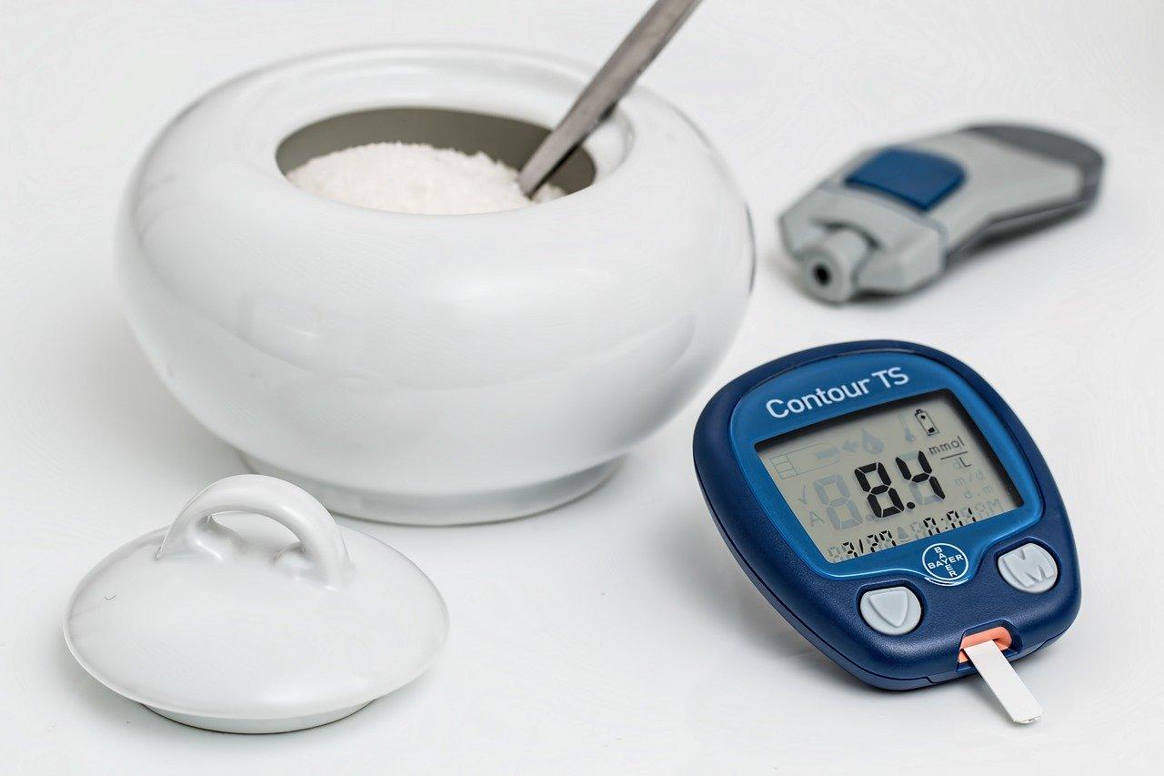 Alimentos y bebidas libres de azucar para controlar niveles e insulina
