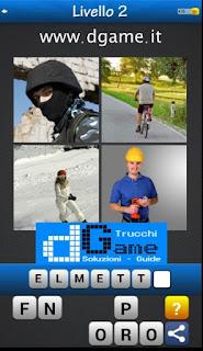PACCHETTO 2 livello 2 - Soluzioni Trova la Parola - Foto Quiz con Immagini e Parole