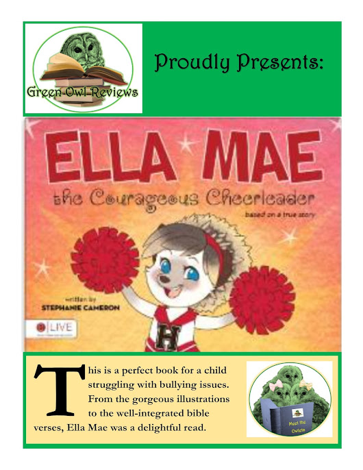 Book Review: Ella Mae the Courageous Cheerleader