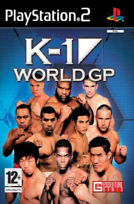 K-1 World GP (PS2) 2005