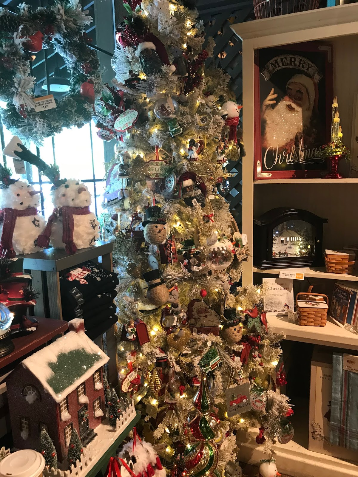 oh christmas tree oh christmas tree - Cracker Barrel Store Christmas Decorations