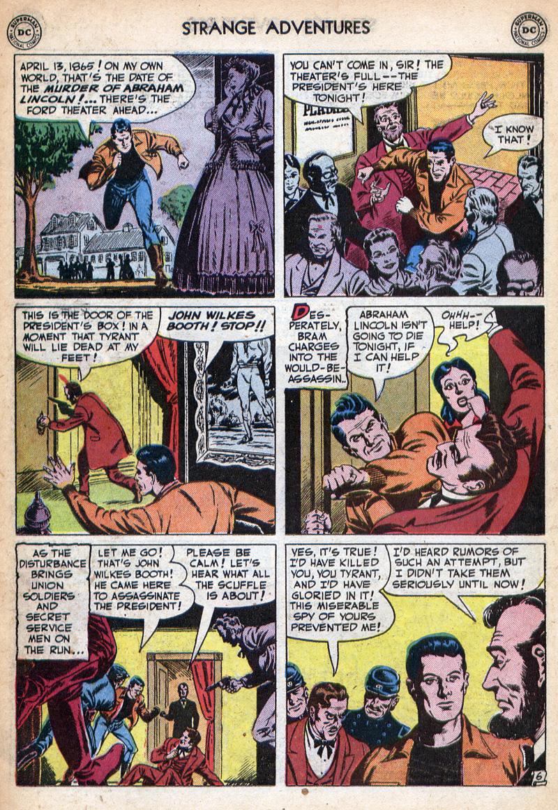 Strange Adventures (1950) issue 10 - Page 20