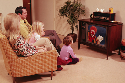 TV Service mode Sansui