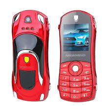 Spesifikasi Hape Unik Newmind F3 Car Shape Phone