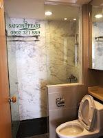 Saigon Pearl Topaz 2 cho thuê 86m2 | phòng tắm và bồn cầu