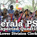 Kerala PSC Model Questions for LD Clerk - 56