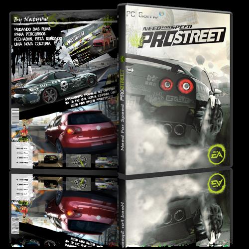 Game Need For Speed ProStreet, game đua xe trên máy tính