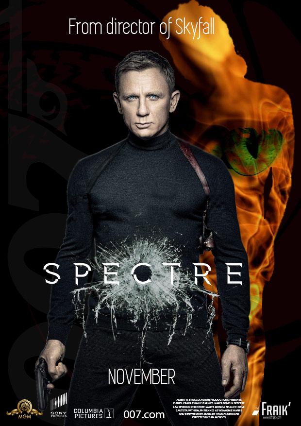 Urmariti filmul Spectre 2015 Online Gratis Subtitrat