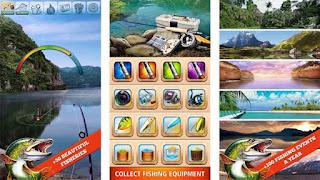 7. Let's Fish (Harga: Gratis dengan pembelian dalam aplikasi)