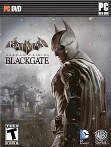 Batman Arkham Origins Blackgate Deluxe Edition - PC (Completo)
