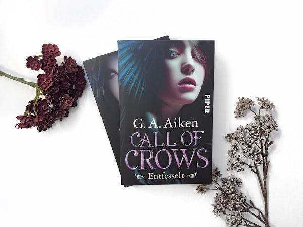 Rezension zu Call of Crows - Entfesselt von G. A. Aiken