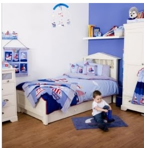How to Paint a children\'s room ~ Big Solutions