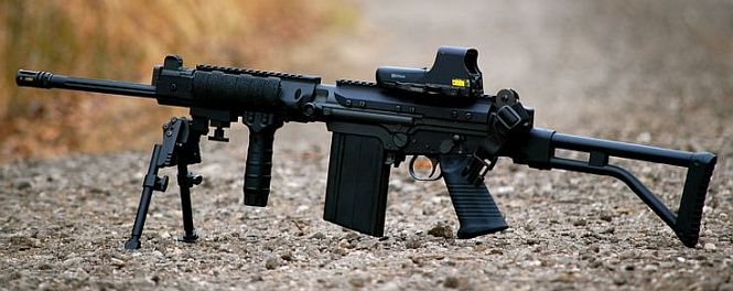 IDN TAKE: Is the 7 62x51mm Calibre Assault Rifle Suitable For