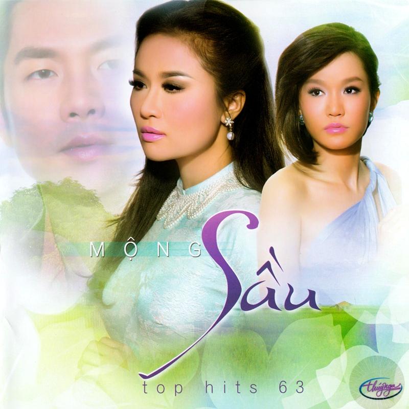 Thúy Nga CD543 - Mộng Sầu - Top Hits 63 (NRG)