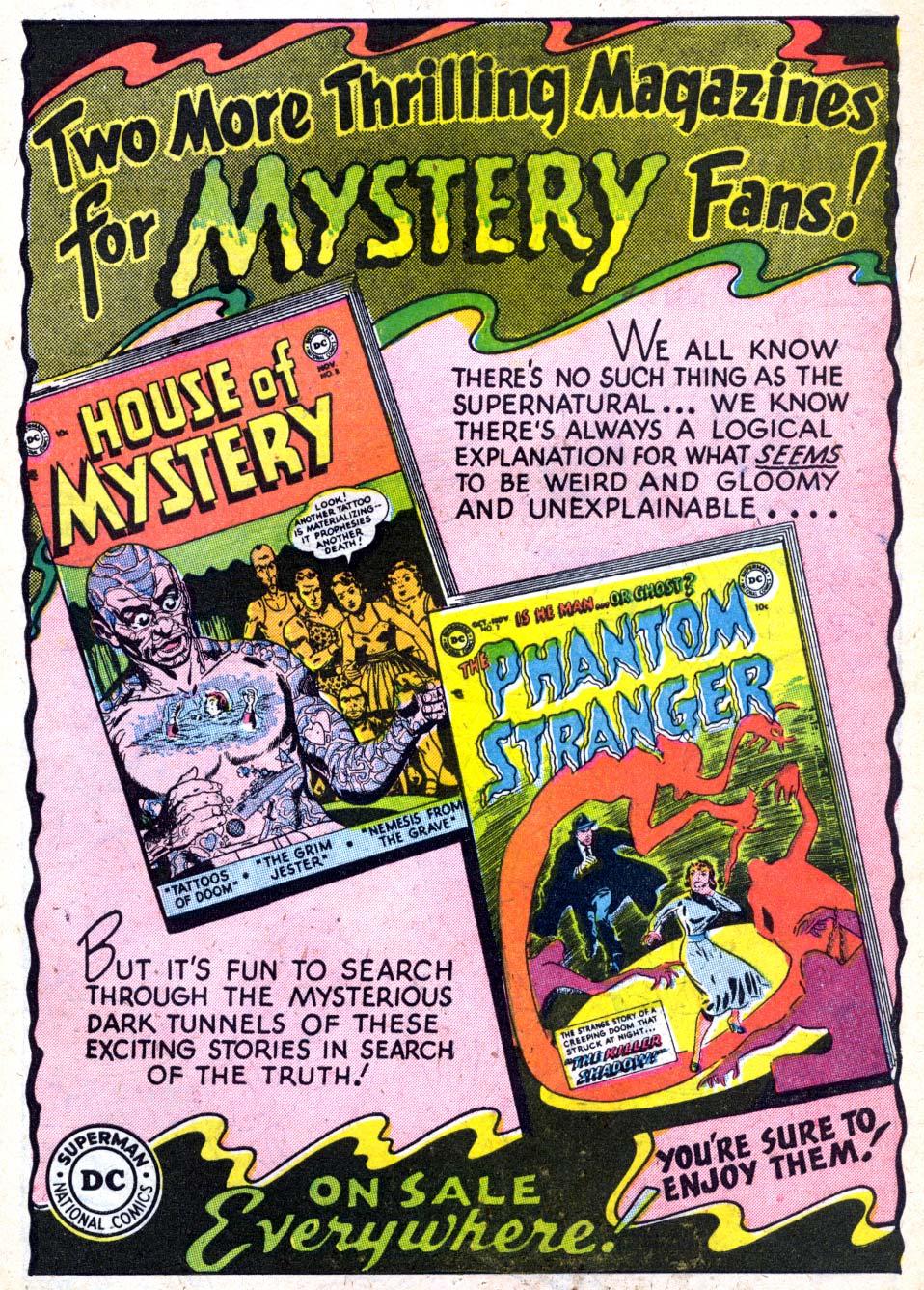 Strange Adventures (1950) issue 25 - Page 27