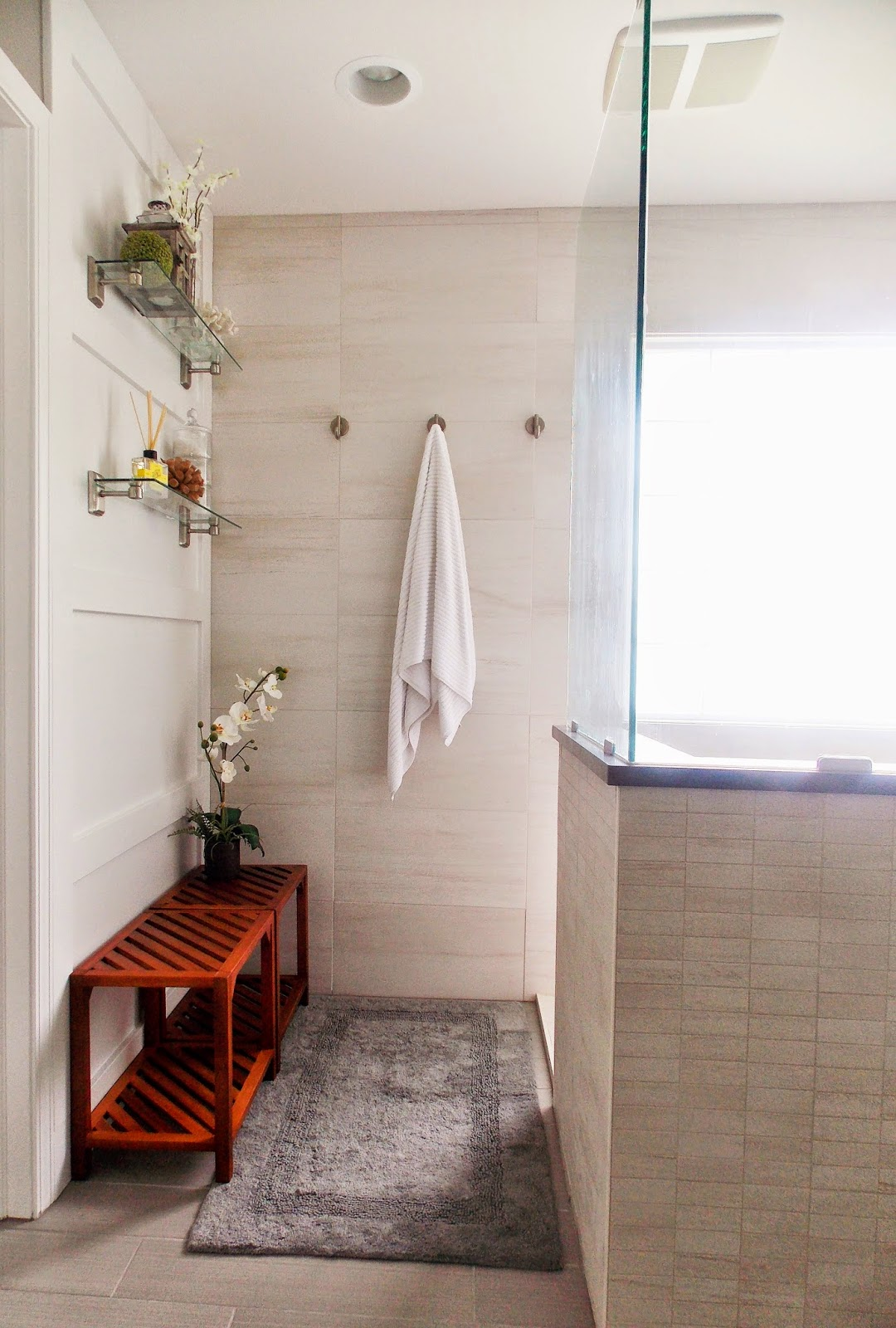 Glamouröses Bad mit zeitgemäßem Komfort gestalten ...