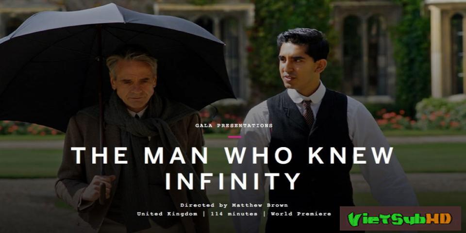 Phim Chàng trai vô tận VietSub HD | The Man Who Knew Infinity 2016