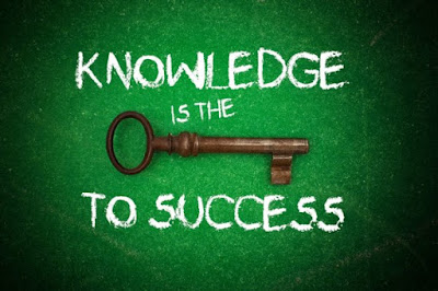 Knowledge is the key
