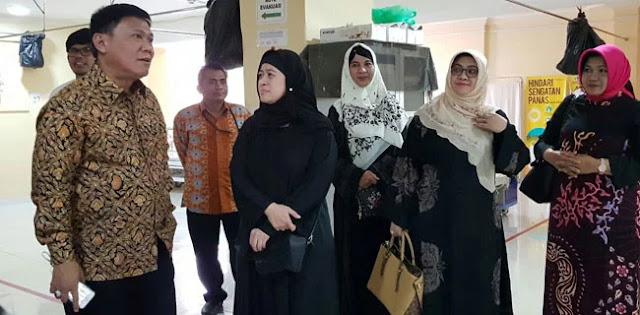 Menteri Puan Tunjukkan Pemerintah Jokowi Berpihak Pada Umat