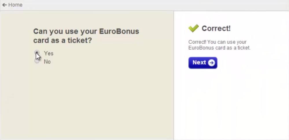 طريقة الحصول على بطاقة EuroBonus card مجاناً حتى باب منزلك