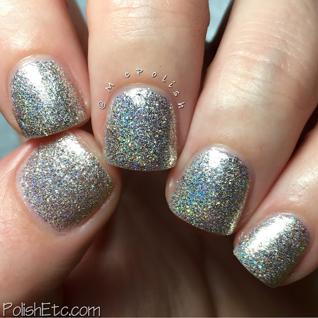 Envy Lacquer - One Year Anniversary Trio - McPolish - Strength